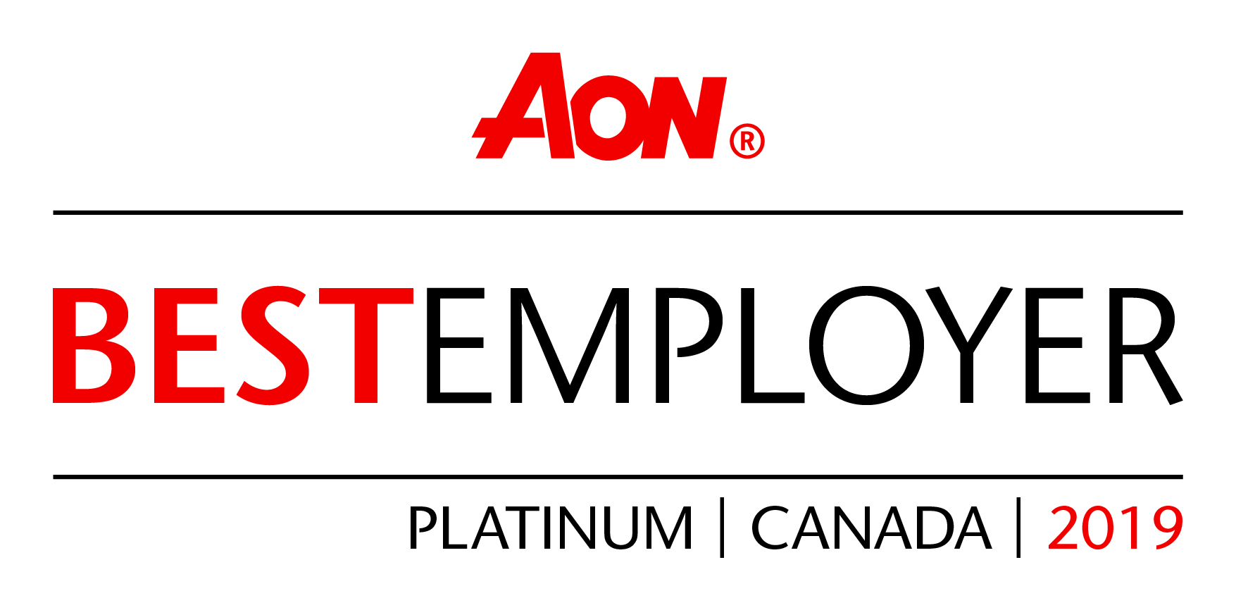 Aon Best Employer Logo