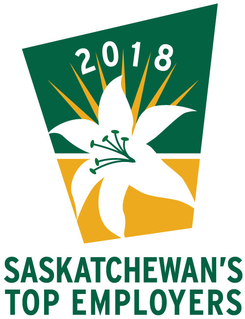 Saskatchewan Top Employers Logo